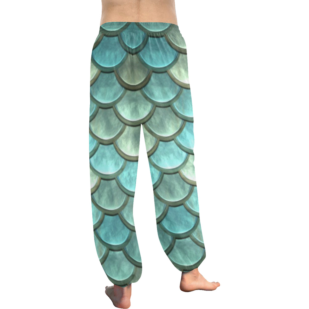 Scales Women's Harem Pants - dianadu-designs