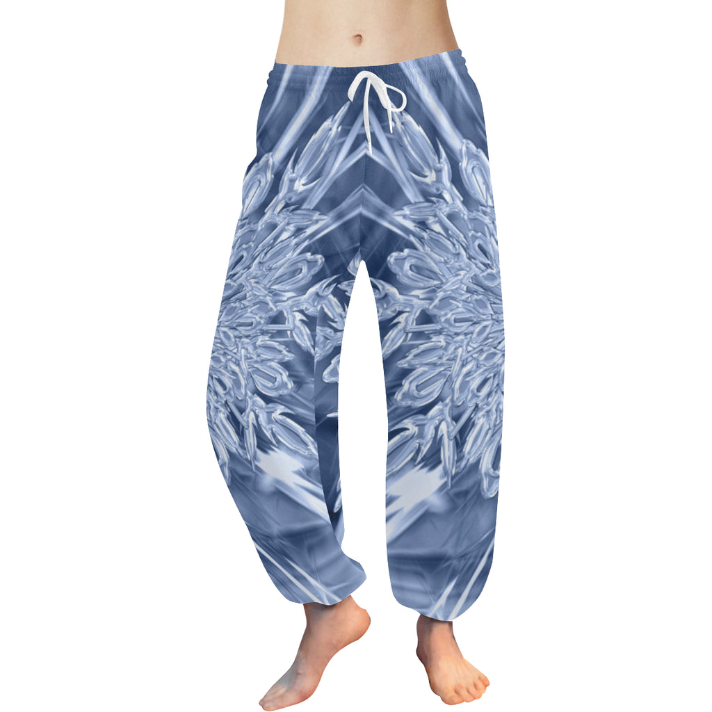 Frozen Women's Harem Pants - dianadu-designs