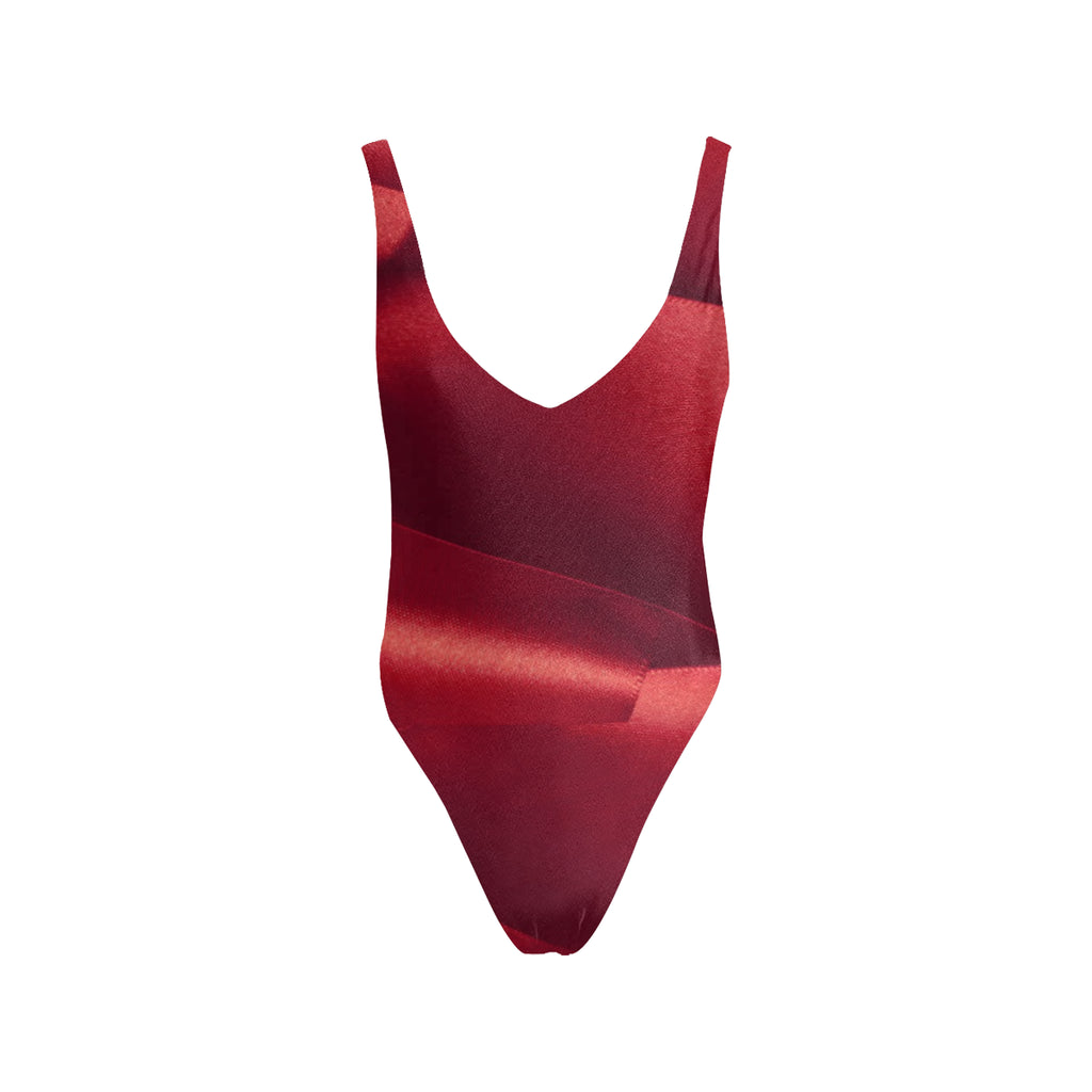 Marooned Women's Thin Strap Backless Swimsuit - dianadu-designs