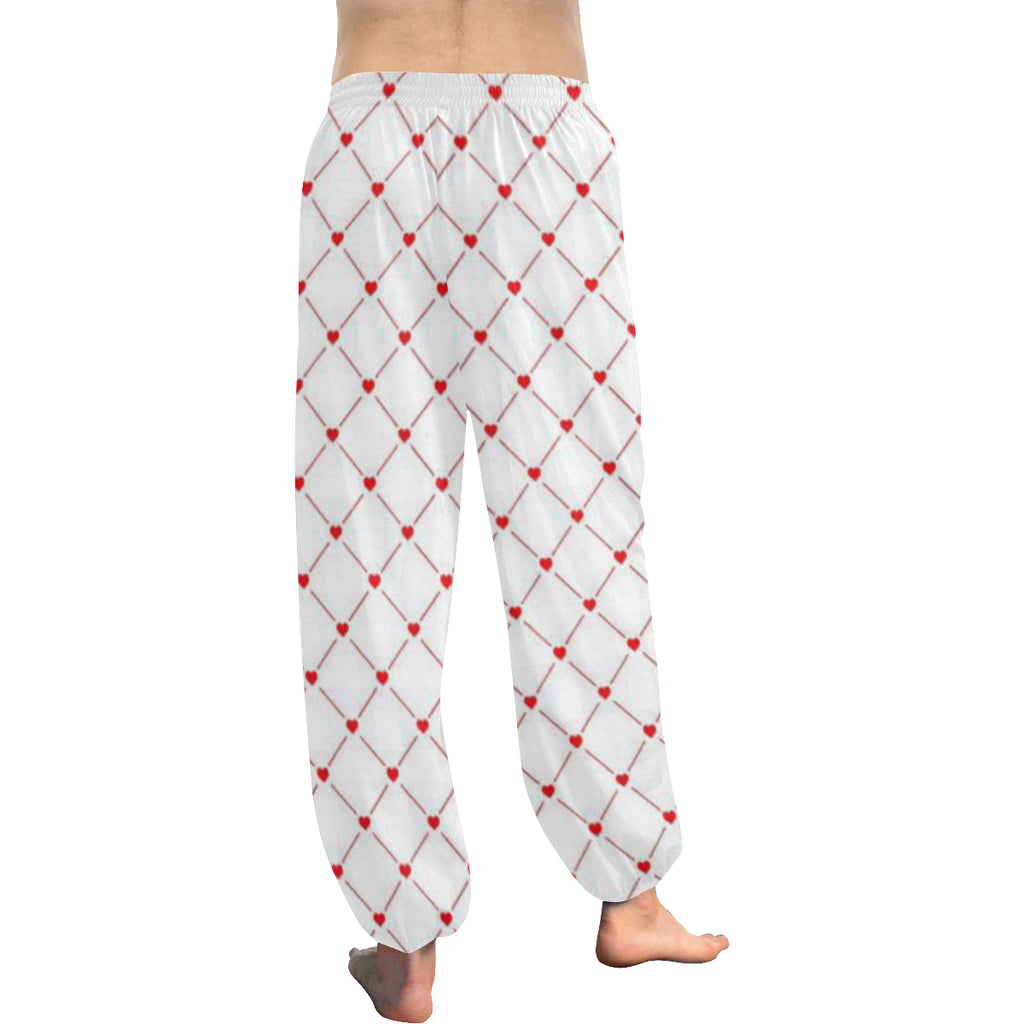 Subtle in Love Women's Harem Pants - dianadu-designs
