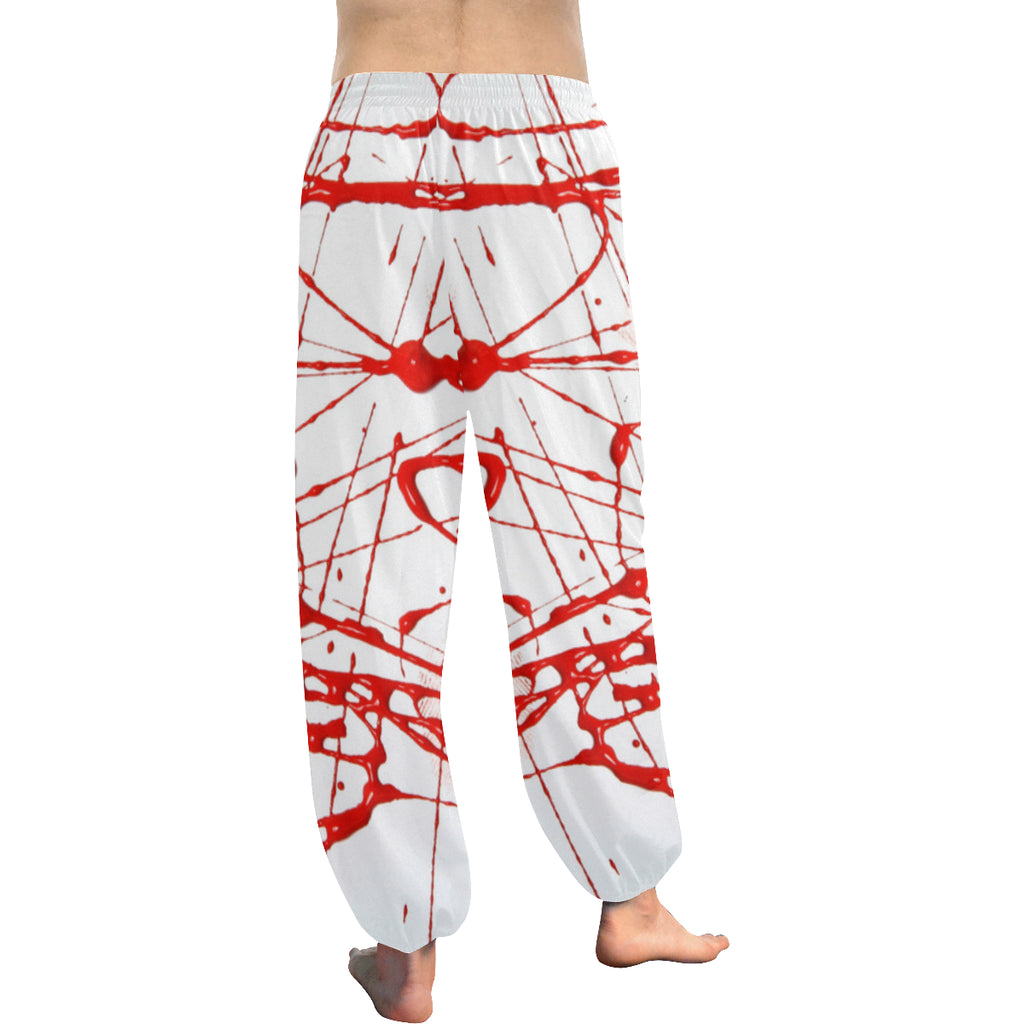 Urban Graffiti Women's Harem Pants - dianadu-designs