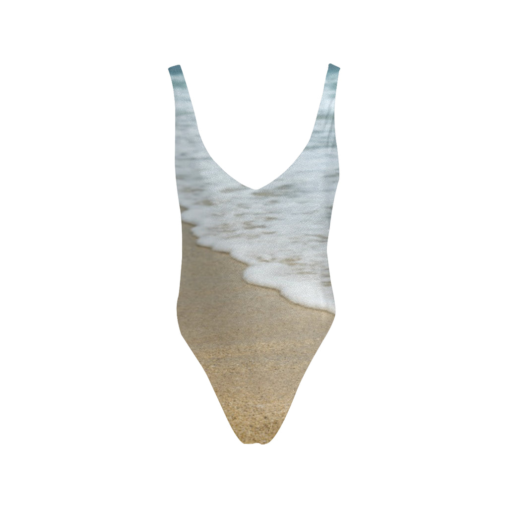 Sand and Sea Women's Thin Strap Backless Swimsuit - dianadu-designs