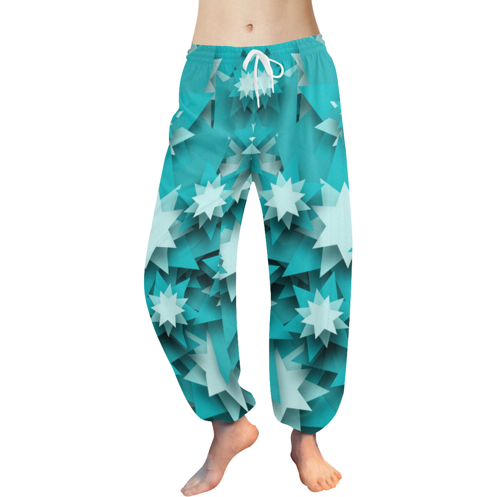 Star Candy Women's Harem Pants - dianadu-designs