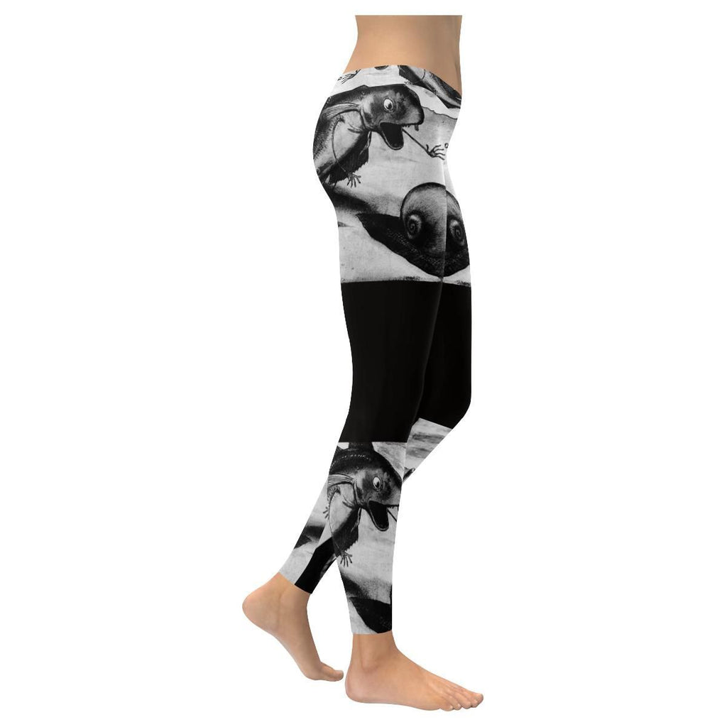A Tasty Treat Women's Low Rise Leggings - dianadu-designs
