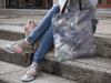 Image of Abalone Landscape Tote Bag - dianadu-designs