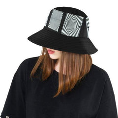 542fb8f3a37 ... At The Museum Unisex Bucket Hat