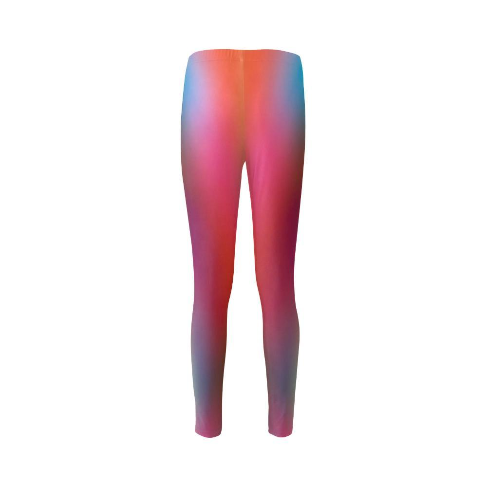 Blurred Lines High-Waist Leggings - dianadu-designs
