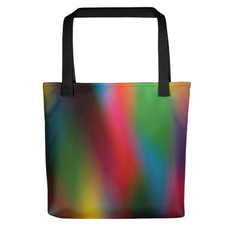 Blurred Lines Tote Bag - dianadu-designs