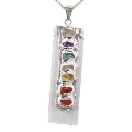 Chakra Elevation Pendant - dianadu-designs