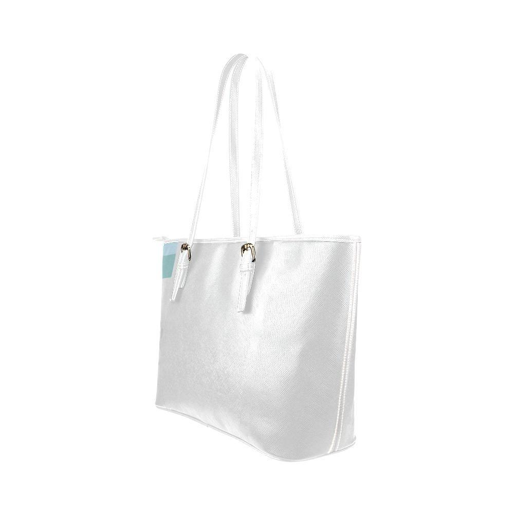 Dianadu Signature Collection Leather Tote Bag - dianadu-designs