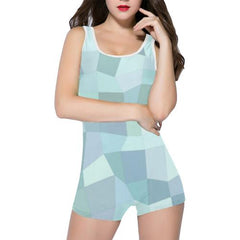 Dianadu Signature Women's One Piece Romper