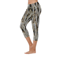 Dream Weaver Low Rise Capri Leggings