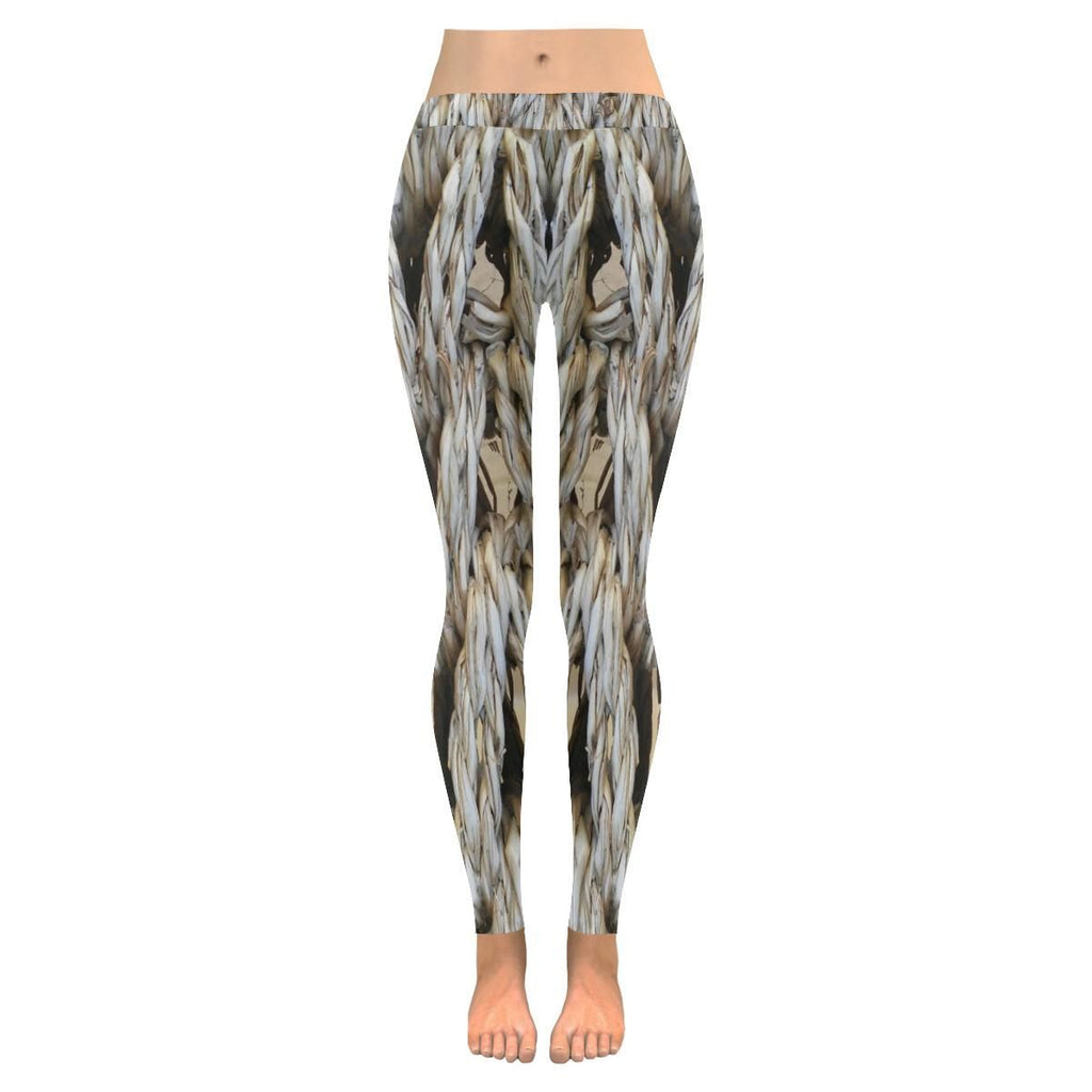 Dream Weaver Low Rise Leggings - dianadu-designs