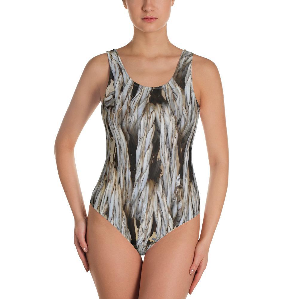 Dream Weaver One-Piece Swimsuit - dianadu-designs