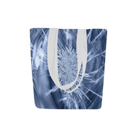 Frozen Canvas Tote Bag - dianadu-designs