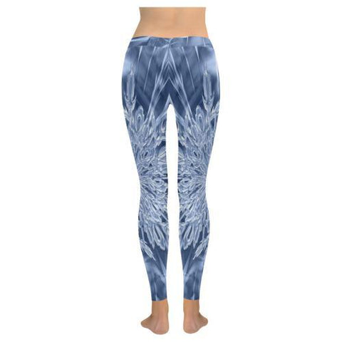 Frozen Women's Low Rise Legging - dianadu-designs