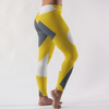Image of Geometric Abstract High-Waist Leggings - dianadu-designs
