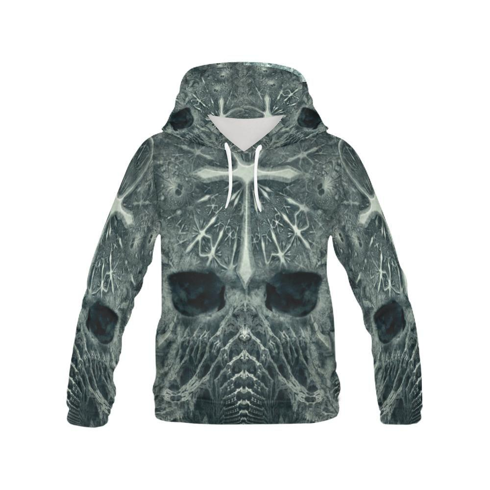 Hidden Guardian Women's Hoodie - dianadu-designs
