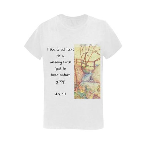 I Love to Sit - Women's Short Sleeve T-Shirt - dianadu-designs