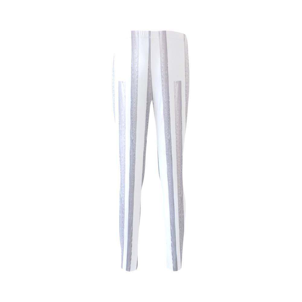 Linear Maze High-Waist Leggings - dianadu-designs