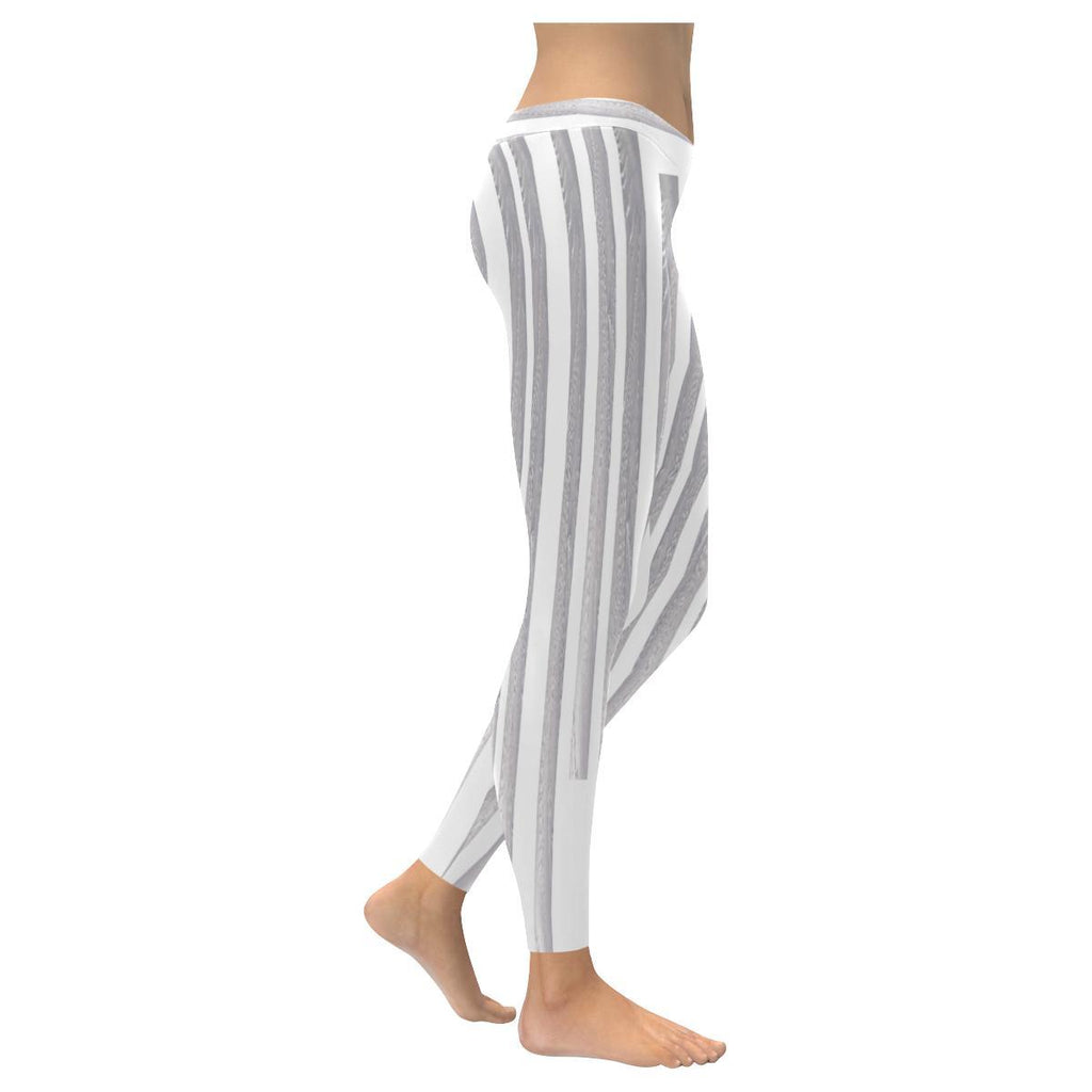 Linear Maze Low Rise Leggings - dianadu-designs