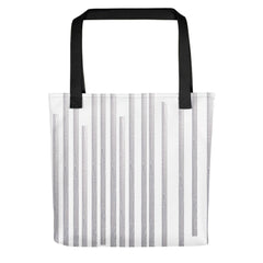 Linear Maze Tote Bag - dianadu-designs