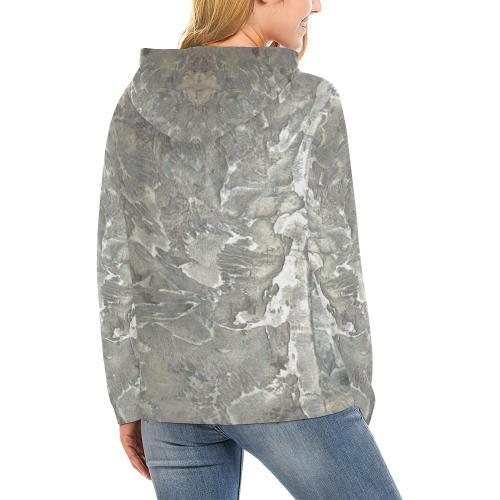 Marbled Muse Women's Hoodie - dianadu-designs