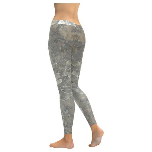 Marbled Muse Women's Low Rise Legging - dianadu-designs