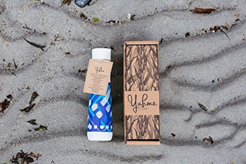 New Sustainable Sugarcane Water Bottle: 100% Recyclable, Reusable, BPA Free Eco-Friendly| Perfect Yoga, Hiking The Gym| Make an Impact, We Donate Clean Water Every Purchase - dianadu-designs
