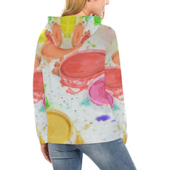Paint by Number Women's Hoodie