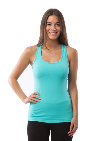 Power Flex Racerback Tank Top - dianadu-designs