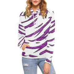 Purple Tornado Women's Hoodie - dianadu-designs
