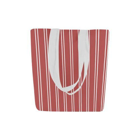 Regency Stripes Canvas Tote Bag - dianadu-designs
