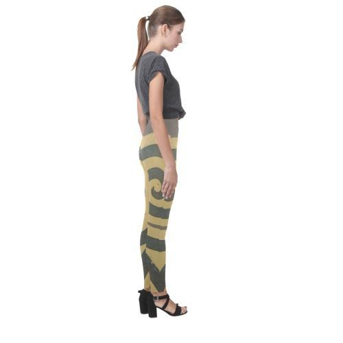 Spiraling High-Waist Leggings - dianadu-designs