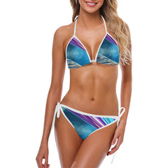 Tequila Sunrise Custom Bikini - dianadu-designs