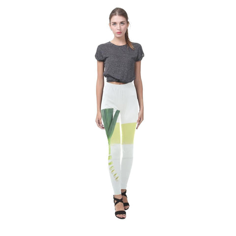 The Onion Women's High-Waist Leggings - dianadu-designs