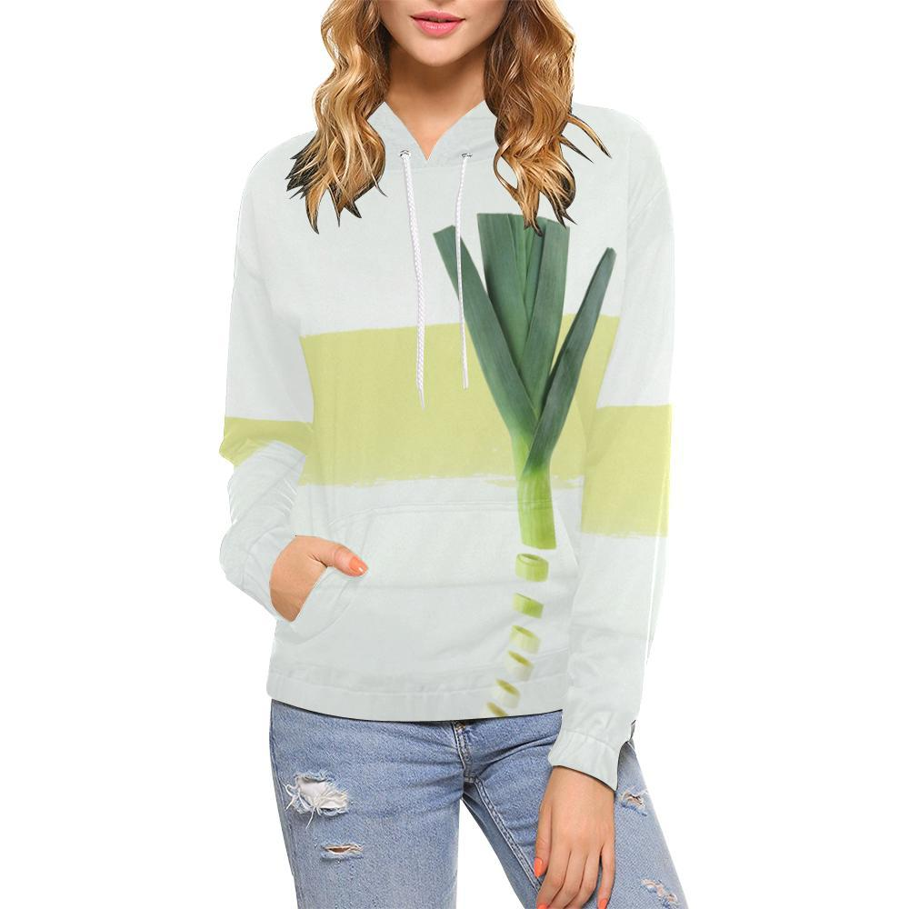 The Onion Women's Hoodie - dianadu-designs