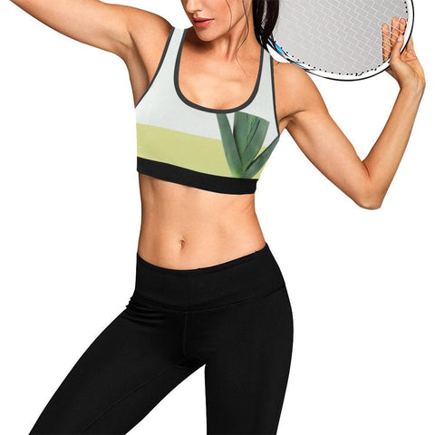 The Onion Women's Sports Bra - dianadu-designs