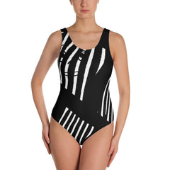 The Prisoner One-Piece Swimsuit