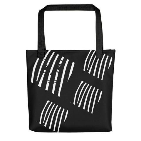 The Prisoner Tote Bag - dianadu-designs