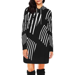The Prisoner Women's Hoodie Mini Dress