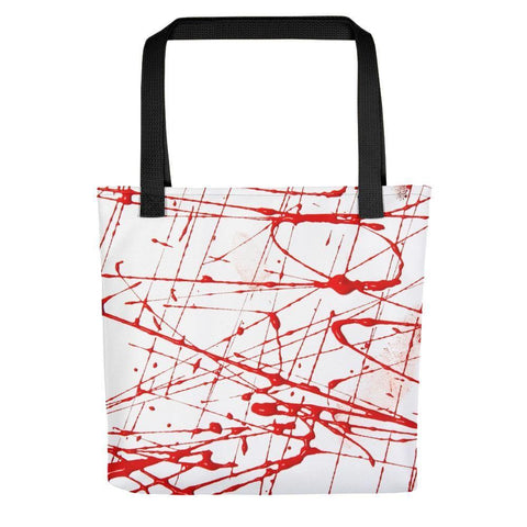 Urban Graffiti Tote Bag - dianadu-designs