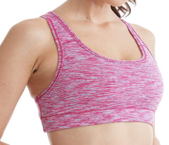 Women's Racerback Sports Fitness Support Bras - dianadu-designs