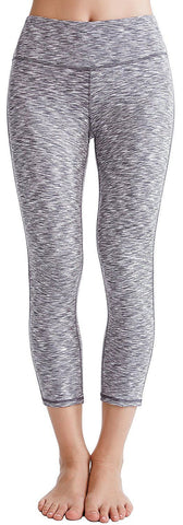 Women's Yoga Capri Workout Leggings - dianadu-designs