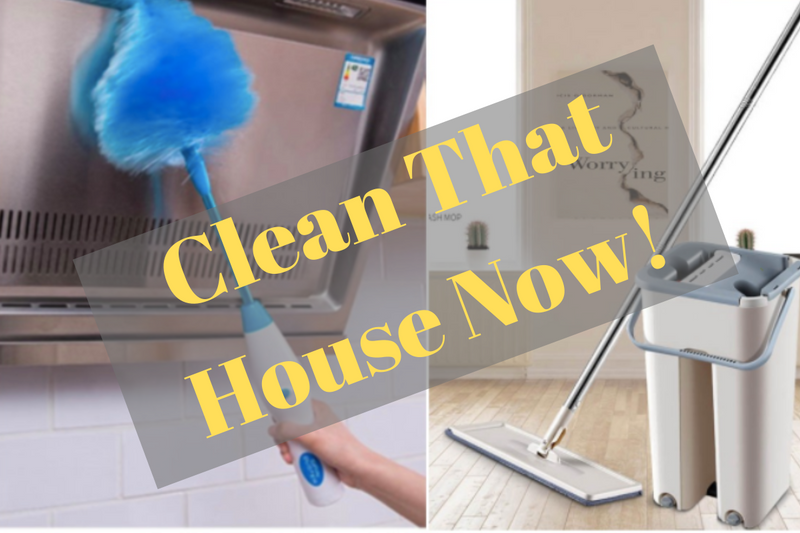 How To Clean Your Home And Surroundings Thoroughly