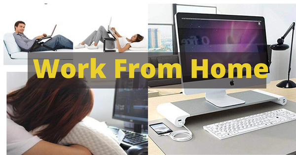 Top 10 Products To Help You Work From Home!
