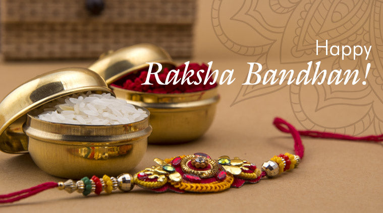 Celebrate Rakhi With Us!