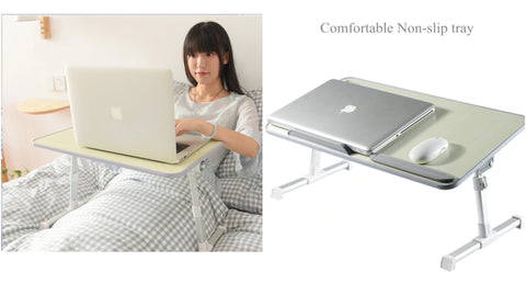 Compact Foldable Laptop/Breakfast Table