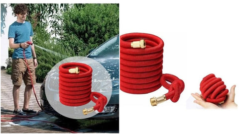 expandable garden hose water pipe