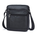 Men's Genuine Leather Shoulder Bag - TrendiaStore